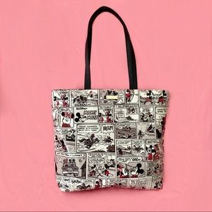 Kate Spade Mickey Mouse Tote